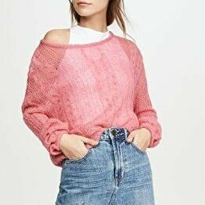 NEW Free People Angel Soft Pullover SweaterLarge